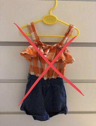 Preloved baju dress anak perempuan
