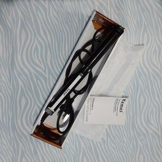 Catokan KEMEI 2139 lurus dan curly