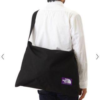 The North Face Shoulder Bag 紫標 大容量