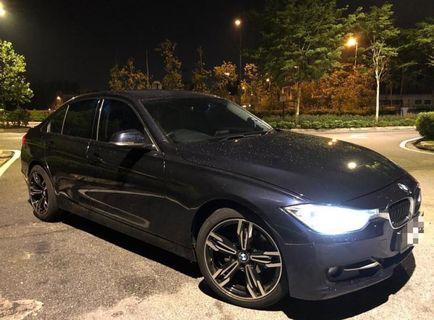 Bmw 320i Available for Rent