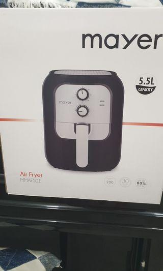 Mayer 5.5l air fryer MMAF501