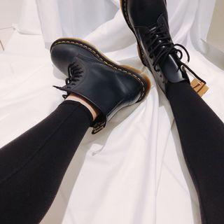 全新*馬丁鞋Dr. Martens 1460 8孔 深藍UK5