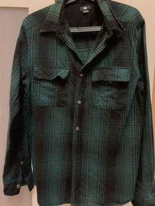 DCShoes Flannel Shirt