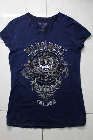 Hard Rock Cafe Couture London T Shirt