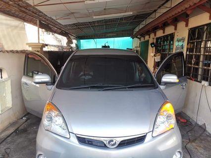 Diamind Series-full car tinted-alza-myvi-honda City-civic-arcord-pegueot-bmw