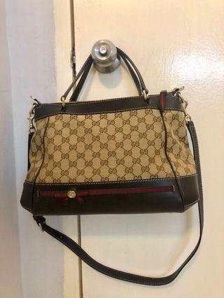 Authentic Gucci Mayfair