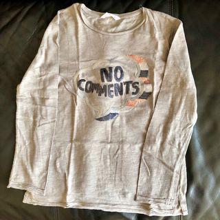 Girl's long-sleeved shirt