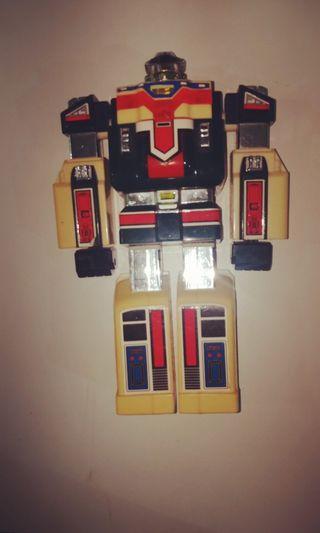 Power ranger robot