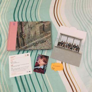 [WTS] BTS You Never Walk Alone Pink Version Jungkook Photocard