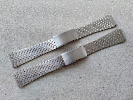 18mm Generic Vintage Style Steel Bracelet