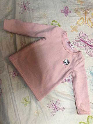 KT 上衣(內磨毛)$80