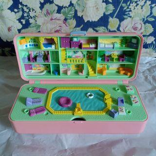 Polly Pocket Pool Party Rare 1989