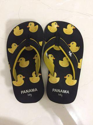 Sale!! Sandal panama baby 2-3 taon