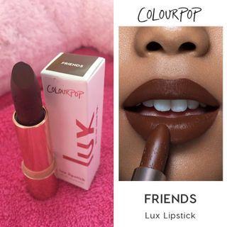Colourpop Lux Lipstick In Friends