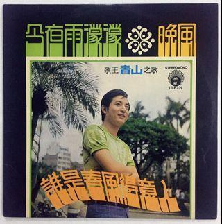 青山 Lp (12吋黑胶唱片)