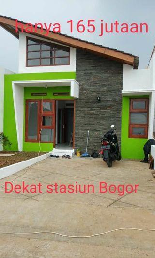 Rumah Syariah murah di Bogor dijamin Amanah