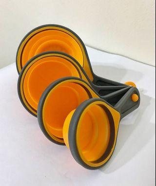 Expendable Flexi Measuring Cup / Spoon Set