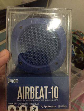 Speaker Bluetooth Airbeat 10