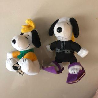Snoopy Peanuts Mcd Toy