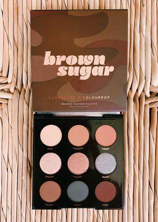 Brown Sugar Palette