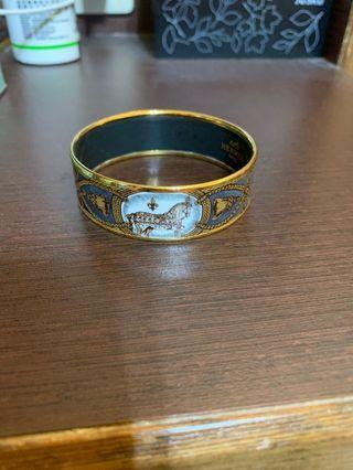 愛瑪仕精品古董限量手環