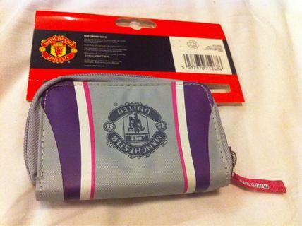 Manchester United Wallet Purse