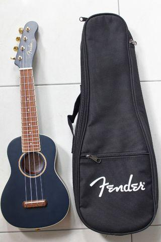 "Fender Grace VanderWaal ""Moonlight"" Signature Soprano Ukulele"