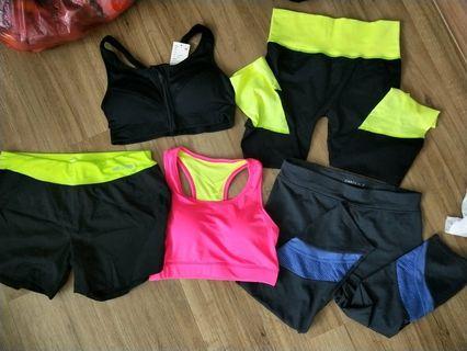 Sports attire