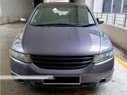 Honda Odyssey 2.4 EX Auto