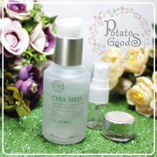 [Share] THE FACE SHOP CHIA SEED MOISTURE RECHARGE SERUM
