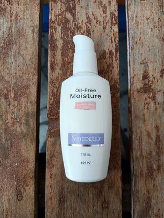 Neutrogena Oil-Free Moisture Combination Skin Moisturizer