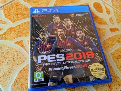 Ps4 Games - PES19 R3 For Sale