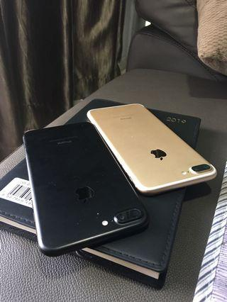 Original iPhone 7plus 128gb
