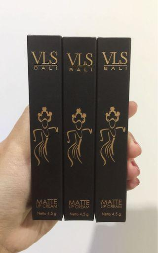 💋 VLS Bali Matte Lip Cream