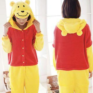 (INSTOCK) Winnie the Pooh Onesie w Shoes