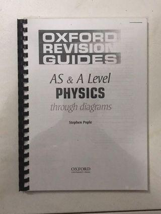 Oxford AS and A Level Physics Textbook