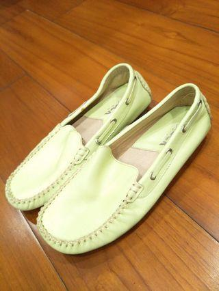 X/SHOCK休閒鞋#氣墊鞋#真皮休閒鞋#平底鞋