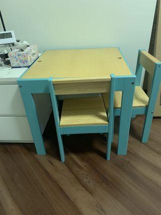 Wynona Kids Table & Layla Chair