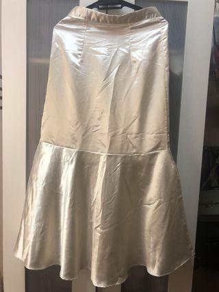 Tailormade  Peplum Skirt
