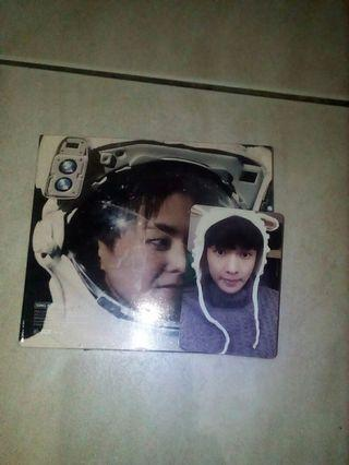 Wts exo sing for you xiumin cover album with lay pc