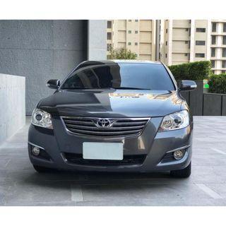 2009 豐田 CAMRY 2.4G 【頂級省油大空間,舒適房車】