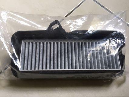 福斯 New Tiguan 冷氣外置濾網+備用濾網