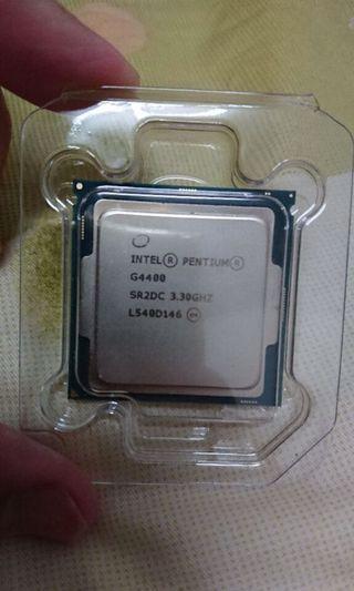 Intel pentium G4400  3.3ghz