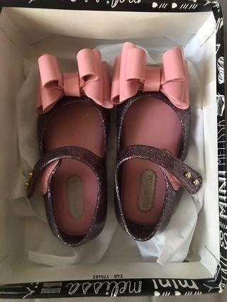 Further markdown!! Mini Melissa Shoes