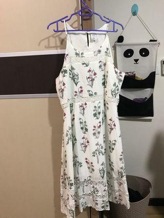 Disney Floral Dress