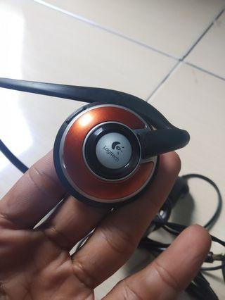 Headset logitec