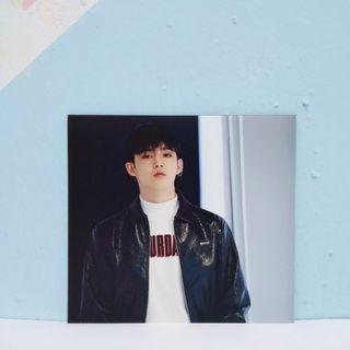 [NEGO] OFFICIAL SEVENTEEN BEHIND THE SCENE CARD (YMMD BEFORE DAWN VER.) - S.COUPS