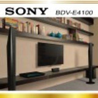 SONY 3D5.1聲道家庭劇院  讓您在家坐擁如電影院般的娛樂享受-E4100  九成五新 加高級進口擴大機