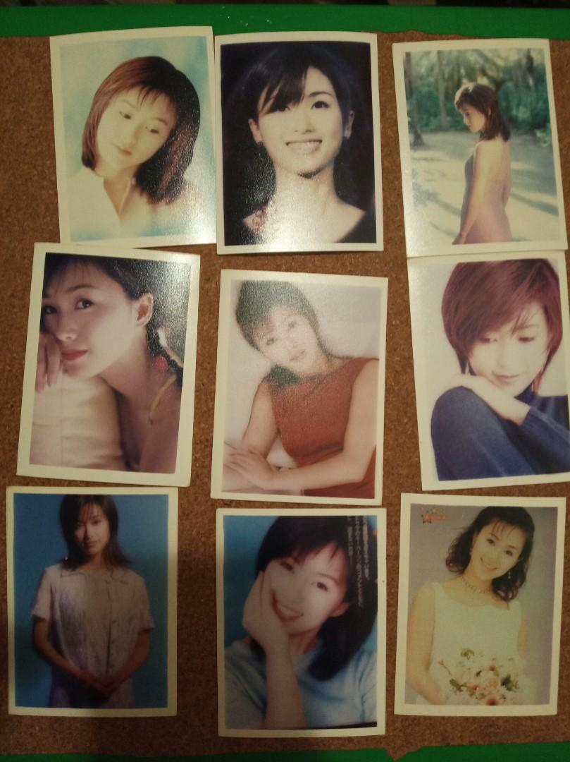 2R相 酒井法子 Noriko Sakai Nori-p 2R相 明星相 yes yescard card