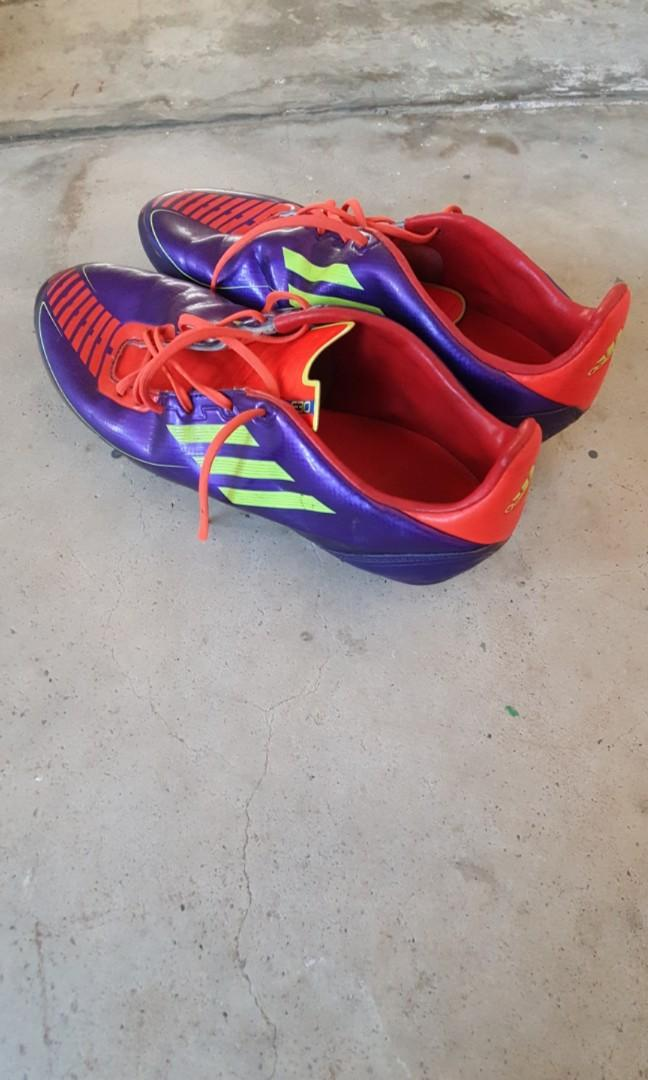 Addidas soccer boots, US size 11